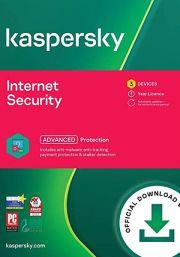 Kaspersky Internet Security Multi-Device 2021 (3 пользователя, 1 год)